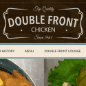 Double Front Chicken