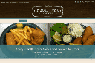Double Front Chicken reviews and complaints
