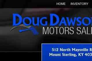 Doug Dawson Motor Sales reviews and complaints