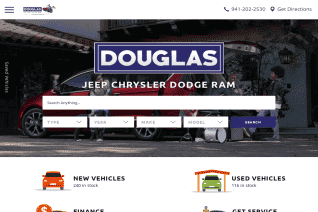 Douglas Jeep Chrysler Dodge reviews and complaints