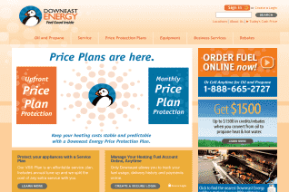 Downeast Energy reviews and complaints