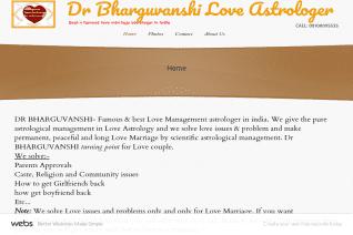 Dr Bharguvanshi Love Astrologer reviews and complaints