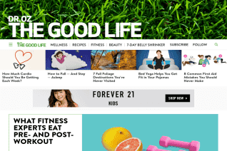 Dr Oz The Good Life reviews and complaints