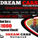 Dream Cars Unlimited reviews and complaints