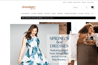 Dressbarn reviews and complaints