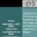 Ds Family Pizzeria