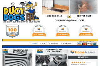 Duct Dogs reviews and complaints
