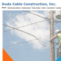 Duda Cable Construction reviews and complaints