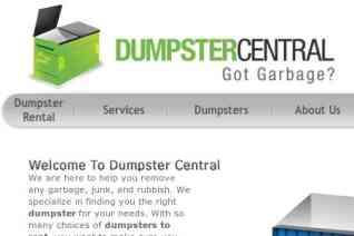 Dumpster Central reviews and complaints