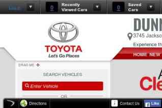 Dunning Toyota reviews and complaints
