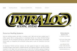 Dura Loc Roofing Systems reviews and complaints