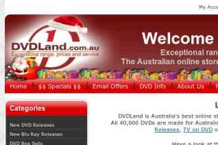 Dvdland reviews and complaints