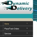 Dynamic Courier Service
