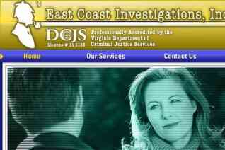East Coast Investigations reviews and complaints