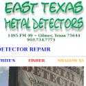 East Texas Metal Detectors