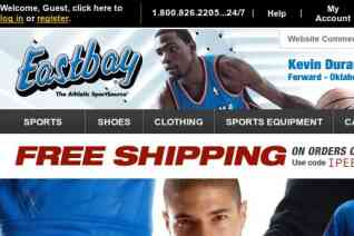 Eastbay reviews and complaints