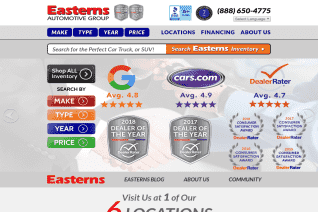 Eastern Motors reviews and complaints