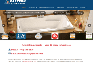 Eastern Refinishing reviews and complaints
