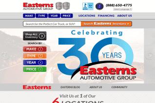 Easterns Automotive Group reviews and complaints