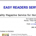 Easy Readers Service