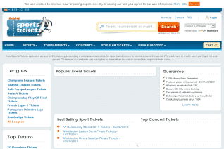 Easy Sports Tickets reviews and complaints