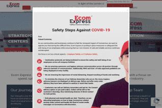 Ecom Express reviews and complaints