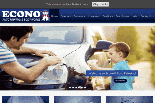 Econo Auto Painting reviews and complaints
