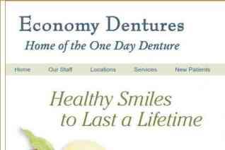 Economy Dentures reviews and complaints