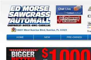Ed Morse Sawgrass Auto Mall reviews and complaints