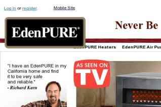 Edenpure Heater reviews and complaints