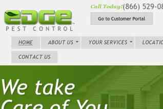 Edge Pest Control reviews and complaints