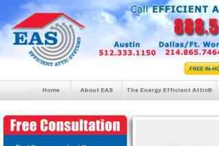 Efficient Attic Systems reviews and complaints