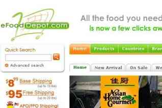 Efooddepot reviews and complaints