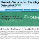 Einstein Structured Settlements