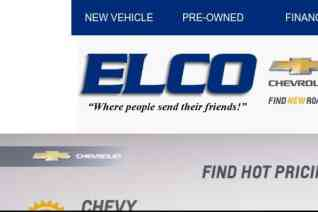 Elco Chevrolet reviews and complaints