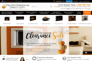 Electric Fireplaces Direct reviews and complaints