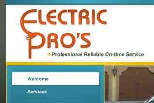 Electric Pros reviews and complaints