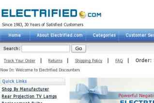 Electrified reviews and complaints