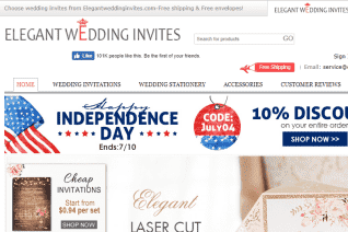 Elegant Wedding Invites reviews and complaints