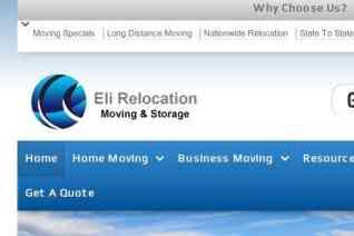 Eli Relocation reviews and complaints