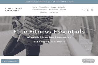 Elite Fitness Essentials reviews and complaints
