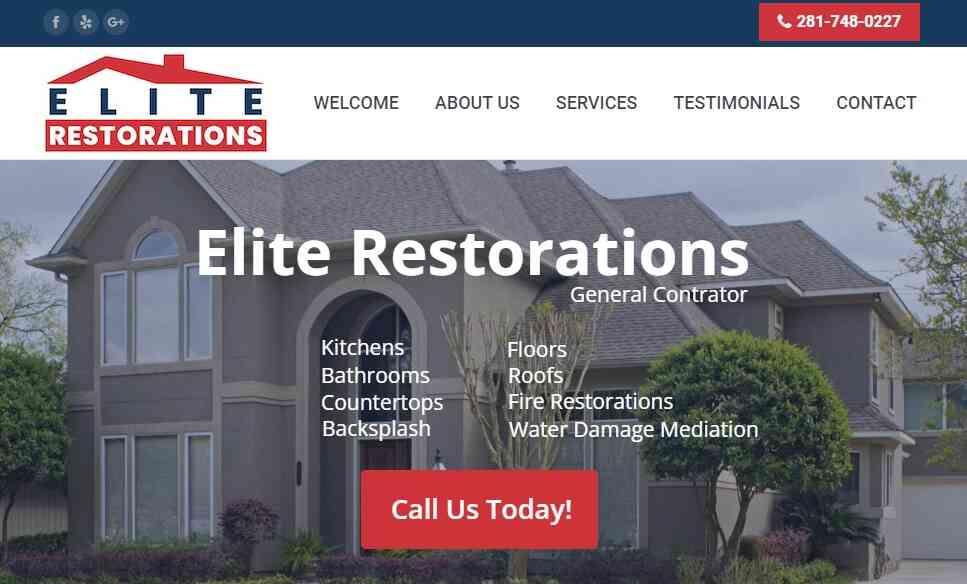 Elite Restorations reviews and complaints