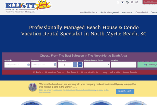 Elliott Realty Beach Rentals reviews and complaints