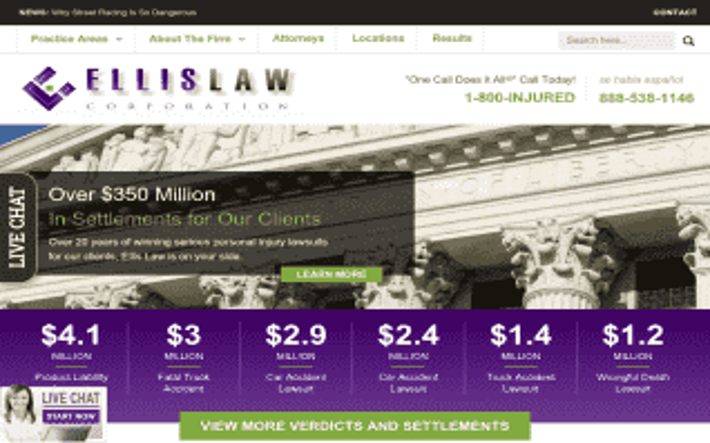 Ellis Law reviews and complaints