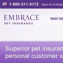 Embrace Pet Insurance reviews and complaints