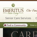 Emeritus Senior Living reviews and complaints