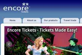 Encore Tickets reviews and complaints