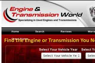 Engine And Transmission World reviews and complaints