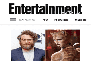 Entertainment Weekly reviews and complaints