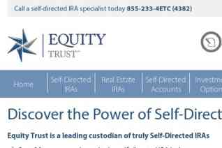 Equity Trust reviews and complaints